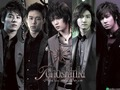 Five in the Black - dbsk wallpaper