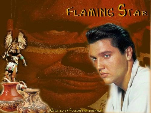 Flaming Star!