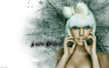 GAGA DOODLE WALLPAPER - lady-gaga wallpaper