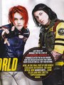 Gerard in Kerrang! Magazine (October 2010) - gerard-way photo