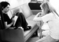 Girl Interrupted- Black and White stills