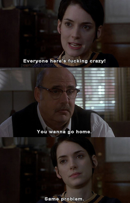 Girl Interrupted Quotes Quotesgram