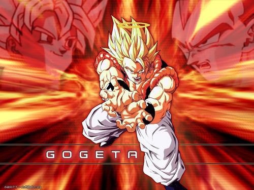 Gogeta 바탕화면 4