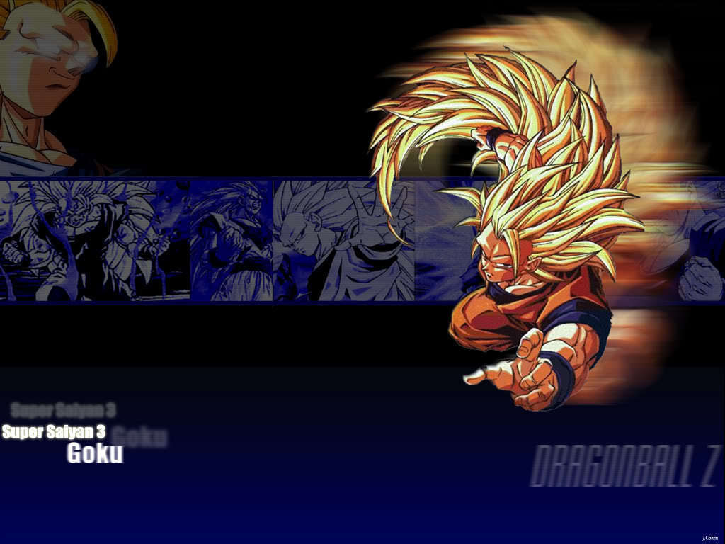 Dragonball Z Movie Characters Images Goku Super Saiyan 3 Wallpaper 4 HD And Background Photos