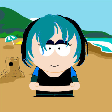 Gwen In South Park