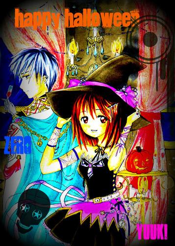 Happy Halloween Rachel :)
