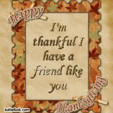 Have A Lovely Thanksgiving Dear Mackenzie <3