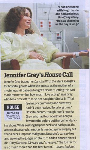 House - 7.05 - Unplanned Parenthood - TV Guide Scan