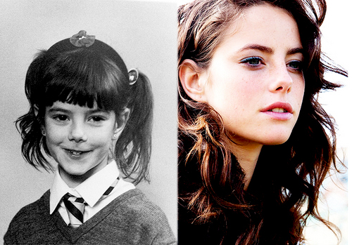 How adorable was she?♥