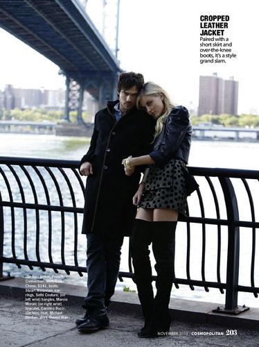 Ian in november Cosmopolitan