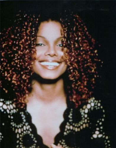 Janet Jackson wallpaper entitled JANET ♥