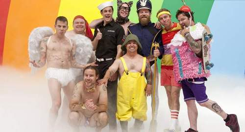 Jackass 3D: Colorful Cast