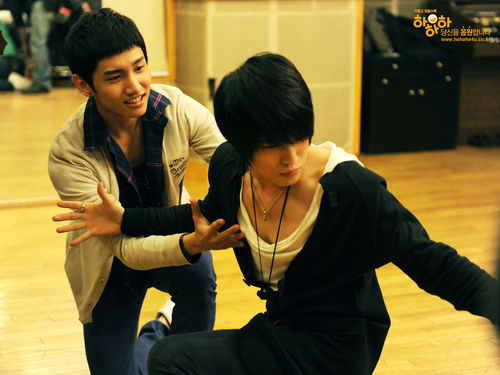 Jaejoong and Changmin