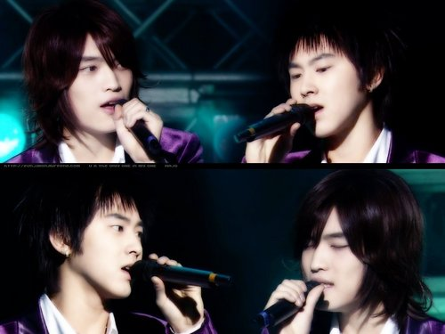 Jaejoong with Yunho