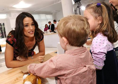 Jen at Save The Children!