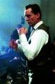 Jeremy Brett aka Sherlock Holmes on set - sherlock-holmes photo