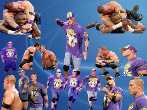John Joins Nexus - john-cena Wallpaper