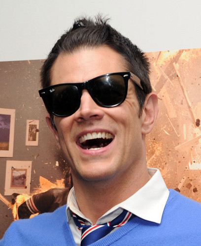Johnny Knoxville @ the New York Premiere of Jackass 3D