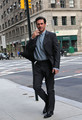 Jon Hamm in Midtown