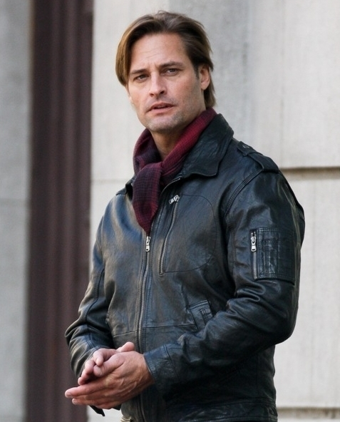 Josh Holloway -Set Mission Impossible 4 - josh-holloway photo