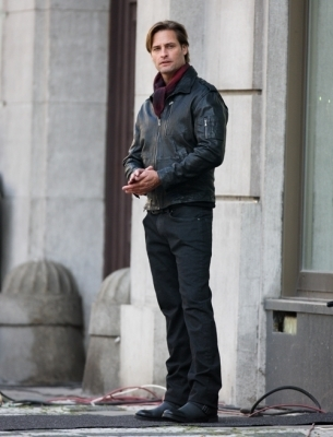 Josh On The Set Of Mission: Impossible 4 - 2010 - October 14 - josh-holloway Photo