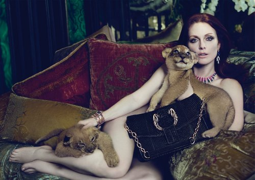 Julianne Moore for Bvlgari - Fall