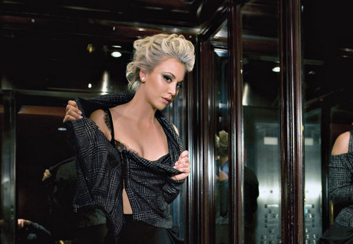 Kaley Cuoco Watch Magazine