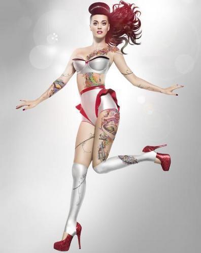 Katy Perry ProSieben promoshoot - New outtake