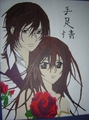 Kuran Love - vampire-knight fan art