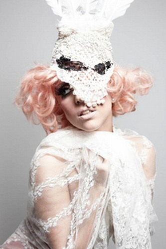 Lady GaGa سے طرف کی Max Abadian new pictures