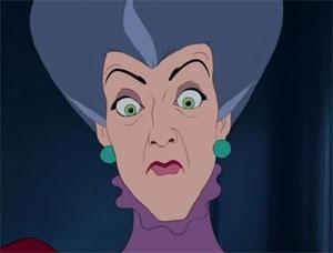 les méchants de Disney fond d'écran called Lady Tremaine