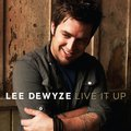 Lee DeWyze's 'Live It Up' Album Cover