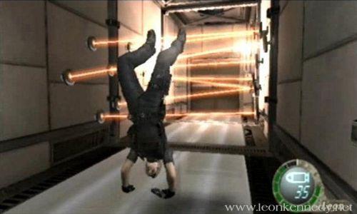 Leon VS. lasers