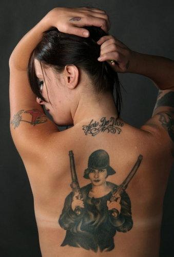 Louise Brooks Tatu