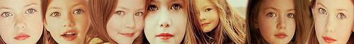 Mackenzie as Renesmee