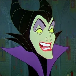 Disney Villains wallpaper containing anime called Maleficent