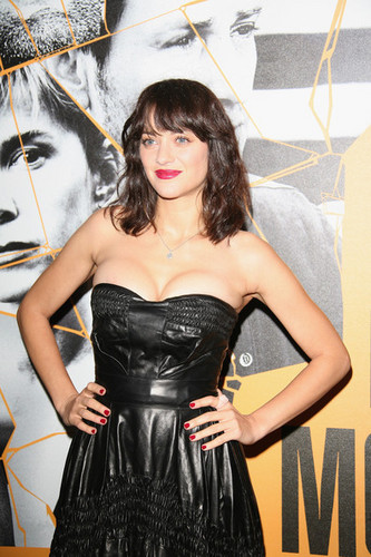 """Marion at """"Little White Lies"""" premiere at Cinema UGC Normandie in Paris, France (October 14, 2010)"""