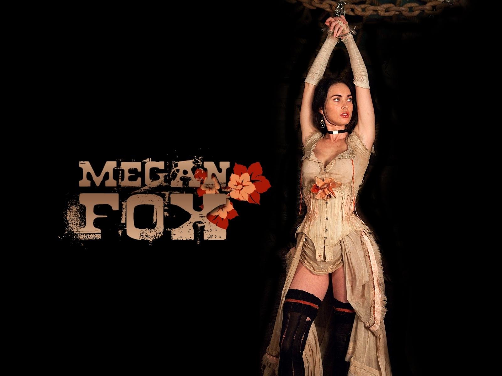 Megan Fox Megan Fox Wallpaper 16232716 Fanpop