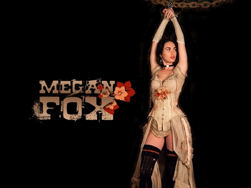 megan rubah, fox wallpaper titled Megan rubah, fox