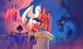 Megara and Hercules
