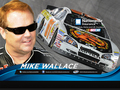 Mike Wallace - nascar wallpaper