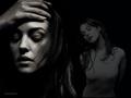 Monica Bellucci in Black & White