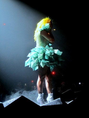 Monster Ball - Helsinki, dag 2
