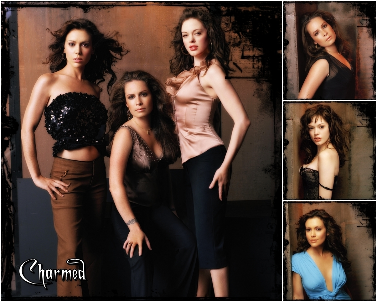 My Charmed wallpapers - Charmed Photo (16253709) - Fanpop fanclubs!