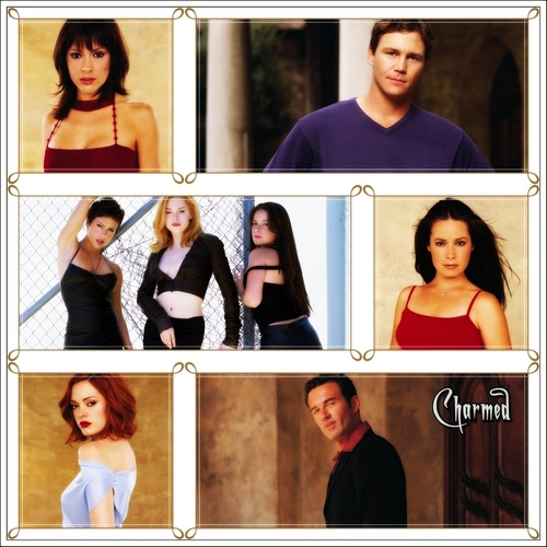 My Charmed fonds d'écran