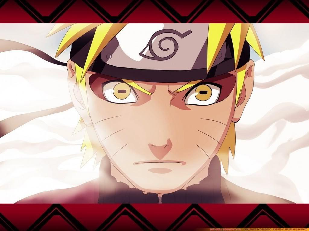 Naruto Sage achtergrond