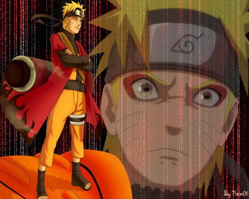 Naruto Sage hình nền