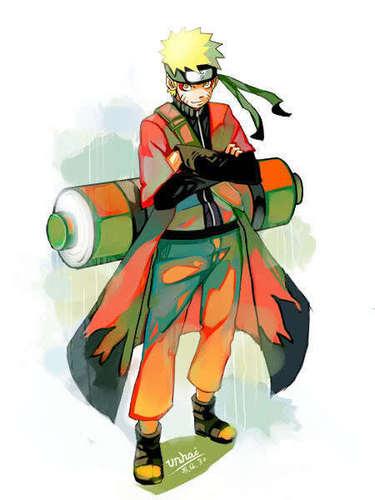 Наруто Sage