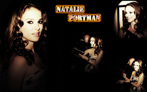 natalie portman wallpaper containing a show, concerto called Natalie Portman