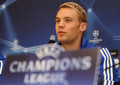 Neuer playing for Schalke 04 - manuel-neuer photo